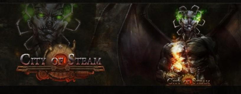 City of Steam : Arkadia